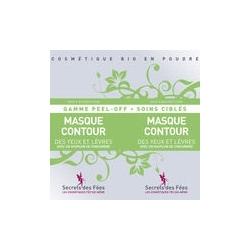 Masque Peel-off Contour des Yeux - 2x8g-SECRETS DES FEES