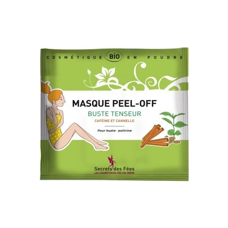 Masque Peel-off Buste Tenseur - 30g-SECRETS DES FEES