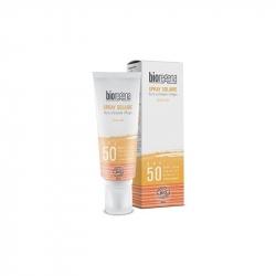 Lait solaire SPF50 UVA & UVB- Water Resistant - 90 ml -BIOREGENA
