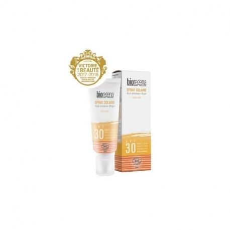 Lait solaire SPF30 UVA & UVB- Water Resistant - 90 ml -BIOREGENA