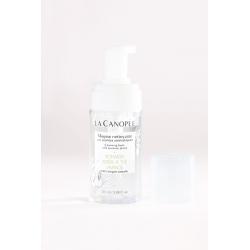 Mousse nettoyante aux plantes aromatiques - 115 ml LA CANOPEE