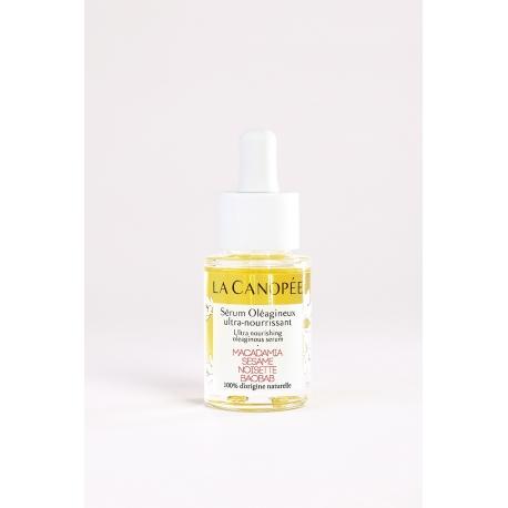 Sérum oléagineux ultra-nourrissant - 15 ml LA CANOPEE