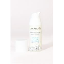 Crème universelle au baobab, inuline, et glycérine - 50 ml LA CANOPEE