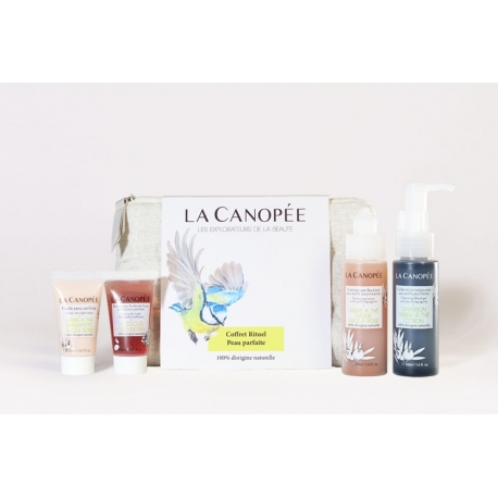 Trousse Rituel Peau Parfaite-  LA CANOPEE