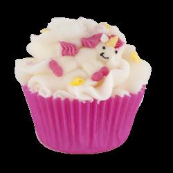 Triple cupcake de bain Licorne - AUTOUR DU BAIN