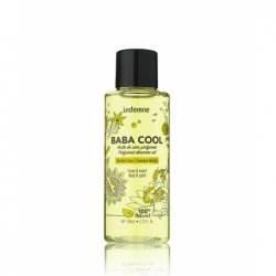 Huile BABA COOL Vanille Coco -100ml- INDEMNE