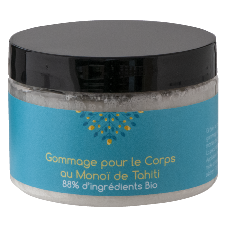 Gommage pour le corps au Monoï de Tahiti 150ml - Autour du Bain