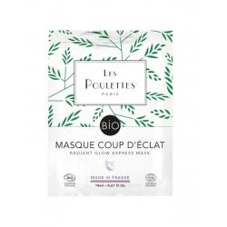 """Masque Unidose """"Coup d'Eclat"""" - Les Poulettes"""