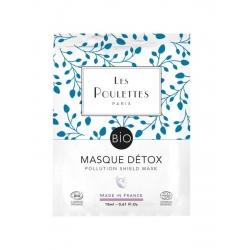 """Masque Unidose """"Detox"""" - Les Poulettes"""