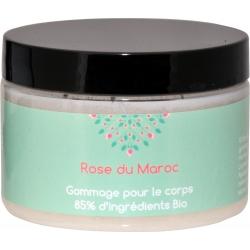 Gommage pour le corps Rose du Maroc 150ml - Autour du Bain