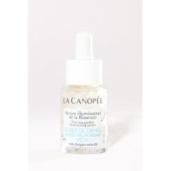 Sérum hydratant illuminateur de la Roseraie- 15 ml LA CANOPEE