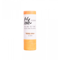 "Déodorant en stick ""ORIGINAL ORANGE"" de We Love The Planet - 65g"