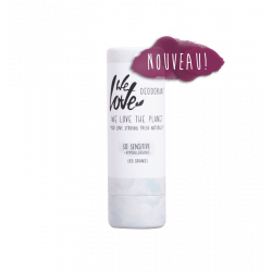 "Déodorant en stick sans bicarbonate sans huiles essentielles ""SO SENSITIVE"" de We Love The Planet - 65g"