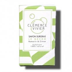 Savon Le Gecko- 100g - Clémence et Vivien