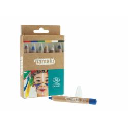 Kit de 6 Crayons de maquillage -NAMAKI