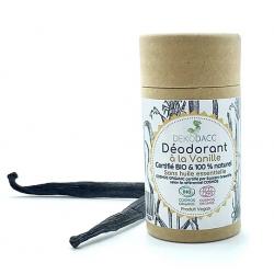 Déodorant stick à la vanille - 40g -Dekodacc