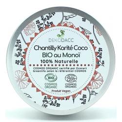 Chantilly de Karité-Coco au Monoï - 100ml -Dekodacc