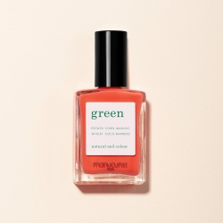 Vernis à ongles Coral Reef - 15ml - Green Manucurist