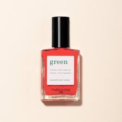 Vernis à ongles Red Coral - 15ml - Green Manucurist