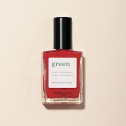 Vernis à ongles Poppy Red - 15ml - Green Manucurist