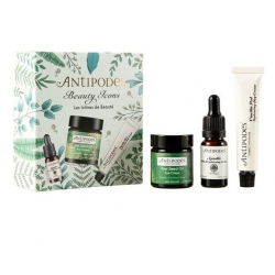 Coffret BEAUTY ICONS ANTIPODES