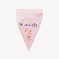 Masque Visage Berlingot Argile Rose Argiletz