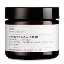 Crème de jour régénérante anti-âge peaux normales à sèches-60ml-EVOLVE