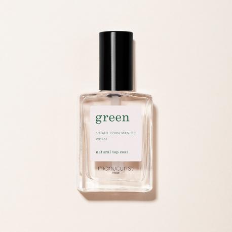 Top Coat - 15ml - Green Manucurist