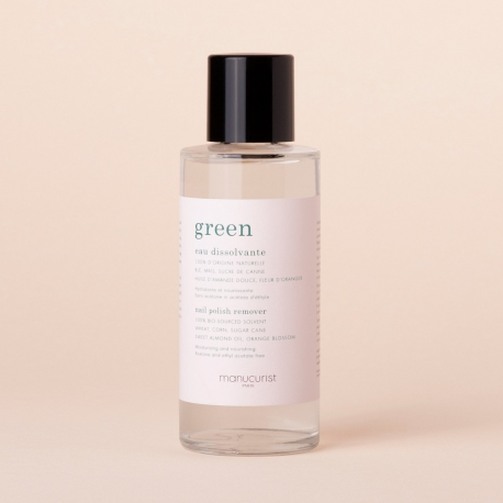 Eau dissolvante - 100ml - Green Manucurist