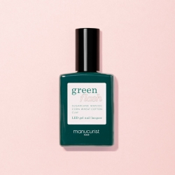 Vernis GREEN FLASH Semi-permanent- Hortencia - 15ml -Manucurist