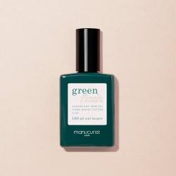 Vernis GREEN FLASH Semi-permanent- Nude - 15ml -Manucurist