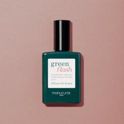 Vernis GREEN FLASH Semi-permanent-Carnation - 15ml -Manucurist