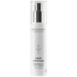 Crème de nuit régénérante 50 ml -Toutes peaux - MADARA