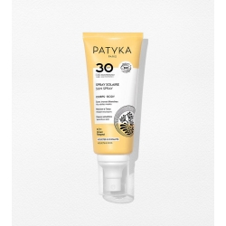 Soin solaire corps SPF 30 Patyka - 100ml