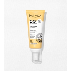 Soin solaire corps SPF 50+ Patyka - 40ml