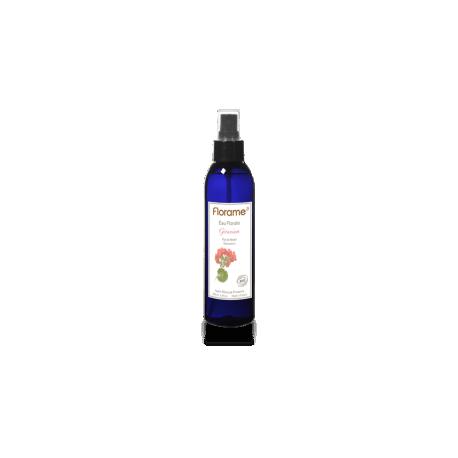 Eau Florale de Géranium Bio-200ml-FLORAME