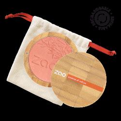 Fard à joues Rose Corail 327 ZAO Make Up - 2 coloris