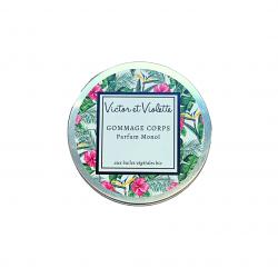 Gommage Corps au Monoï - Victor et Violette -150 ml -