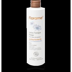 Lotion tonique visage aux Eaux florales bio tout type de peau - 200ml- FLORAME