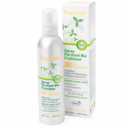Spray Purifiant Fraîcheur- 180ml- FLORAME