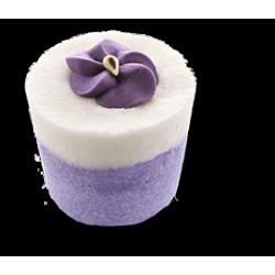 Fondant de bain à la violette - AUTOUR DU BAIN