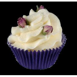 Mini Cupcake de bain à la rose - AUTOUR DU BAIN