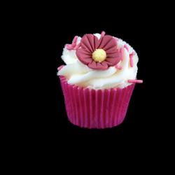 Mini Cupcake de bain FRAISY - AUTOUR DU BAIN