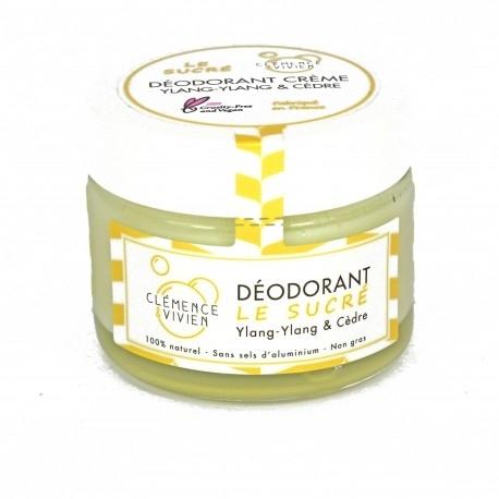 """Baume déodorant """"LE SUCRE"""" Clémence et Vivien - 50g"""