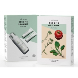 "Coffret ""Become Organic"" - MADARA"